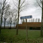 Straatnaam bordje Leguitsedijk